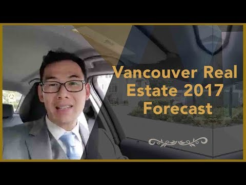 Vancouver Real Estate 2017 Forecast | Gary Wong