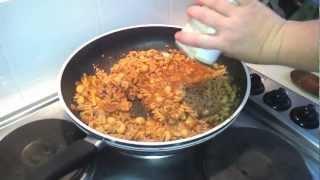 How To Make Vegan Or Vegetarian Italian Pasta Skillet Dinner