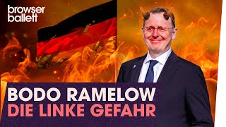 Bodo Ramelow: Die LINKE Gefahr!