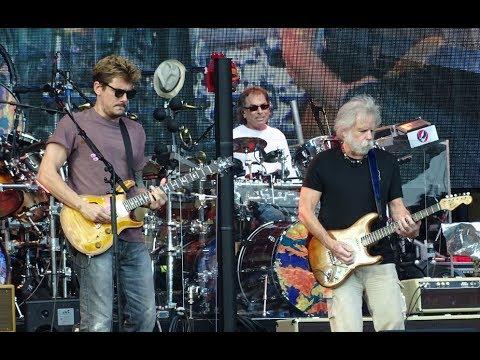 """""""Let It Grow"""" Dead & Co. 6/30/17 Wrigley Field Chicago IL"""