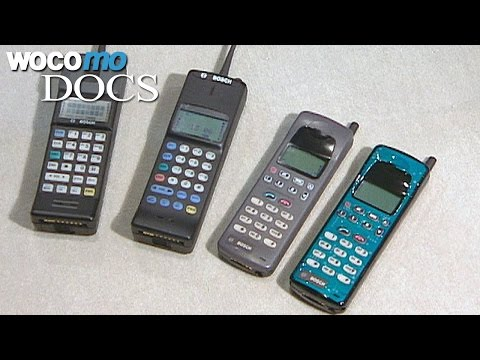 History of the Mobile Phone |From GSM to Augmented Reality