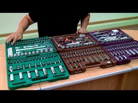 Наборы инструментов Thorvik, Ombra, Jonnesway