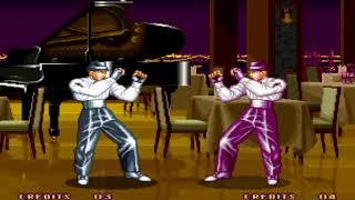 [TAS] Art Of Fighting Arcade - King hack