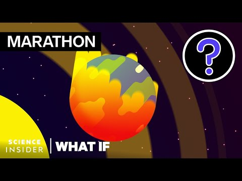 What If Earth Stopped Orbiting The Sun, Spun Sideways, & More Extreme Scenarios