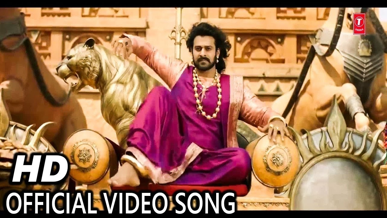 Bahubali 2 Hd Video Songs Saahore Bahuballi