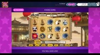 Cheng Gong Slot Game on Wizardslots.com