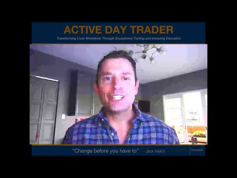 [FREE WEEK] Active Day Trader's Premier Service - How to Trade Stock Options & Bond Futures. Trading