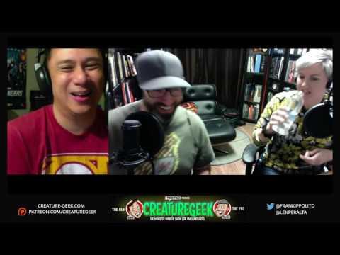 CreatureGeek Episode 64 - American Horror Story's Eryn Krueger Mekash