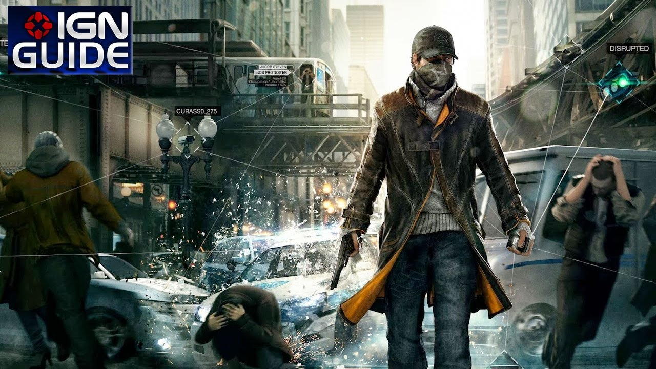 Watch Dogs Ign Rating
