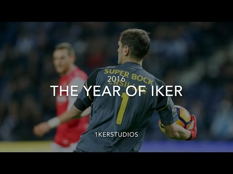 2016 - The Year Of Iker - Best Saves of 2016 HD