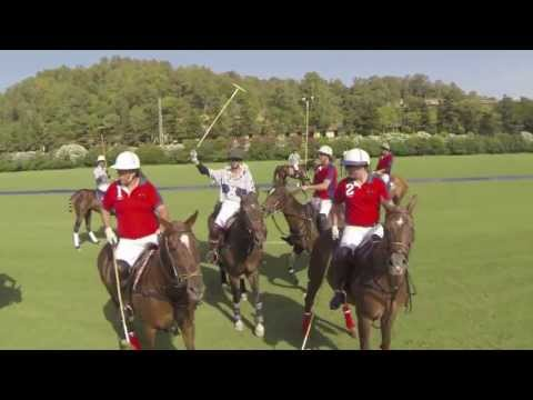 Ayala Polo Club vs El Rosario. Sotogrande. Umpire Polo Cam