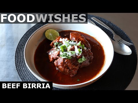 Beef Birria - Mexican Stewed Beef