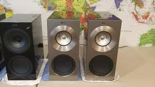 Coaxial Speaker Shootout - KEF Reference 1 vs KEF R3 vs ELAC Adante AS-61