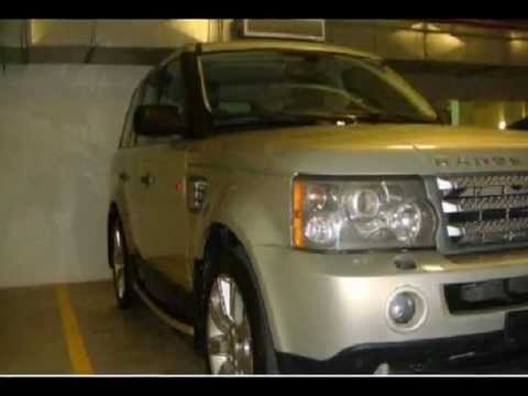 Land Rover Range Rover 2006-Silver for sale in Qatar