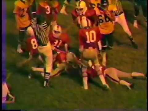 1983 Maypearl High School Game
