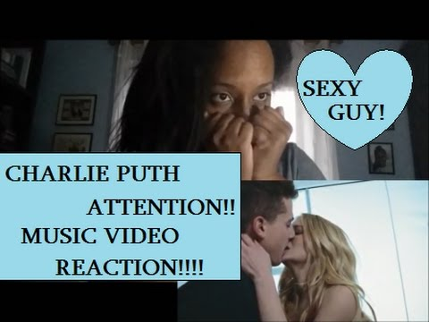 Charlie Puth -  Attention   REACTION