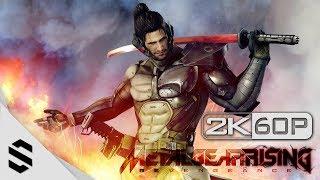 【潛龍諜影崛起:山姆篇】電影剪輯版特別篇(中文字幕) - PC特效全開2K60FPS劇情電影 - Metal Gear Rising: Jetstream Sam DLC - 合金装备崛起:复仇