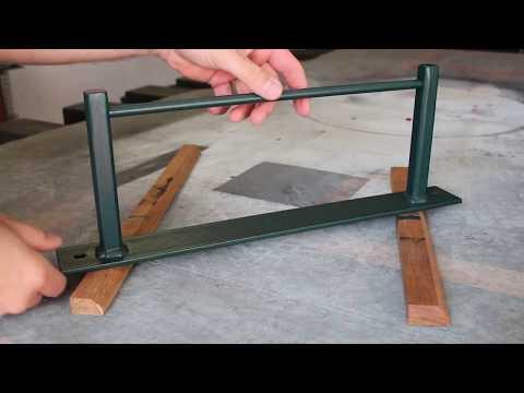 Favorit Playmobil DIY | Flachbildfernseher mit Wandhalterung selber bauen SW69
