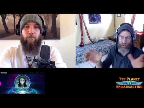 Gerald Clark and Matt Belair, Anunnaki, Immortality, Ascension
