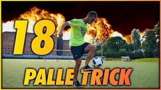 Tutorial Football Freestyle - Palle Trick -  FAST FOOT CREW