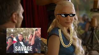 Game Of Thrones Thug Life Moments #1