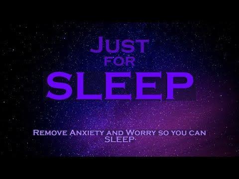 Just For SLEEP ~ Remove Anxiety And Worry To Help You Sleep MEDITATION