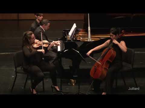 "Kaija Saariaho - Piano Trio ""Light and Matter"""