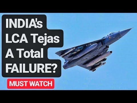🔴 Is LCA TEJAS a FAILURE? Let's FIND OUT! LCA Tejas Documentary: The Tragedy of Tejas