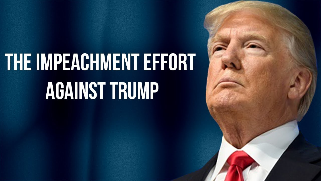 Judicial Watch Tom Fitton: President Trump Deserves Due Process—Impeachment Doesn't Overrule the Con