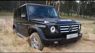 Download Mercedes G55AMG(500л.с.)против Нивы 3D на Бездорожье. Mp3 and Videos