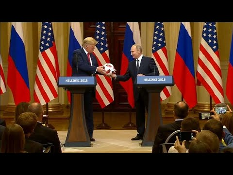 شاهد.. بوتين لترامب: كرة سوريا الان في ملعبك  - نشر قبل 2 ساعة