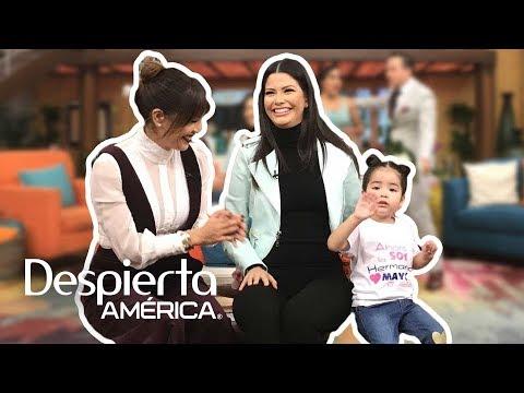 Karla ya sospechaba que sería tía de nuevo, incluso antes que Ana Patricia
