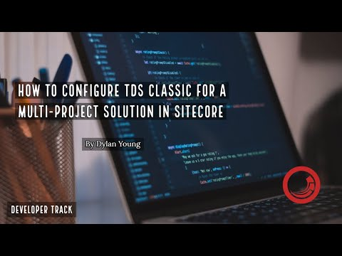 Configuration of TDS in a Sitecore Multi Project Configuration
