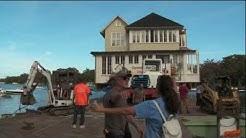 The Capen-Showalter House Move