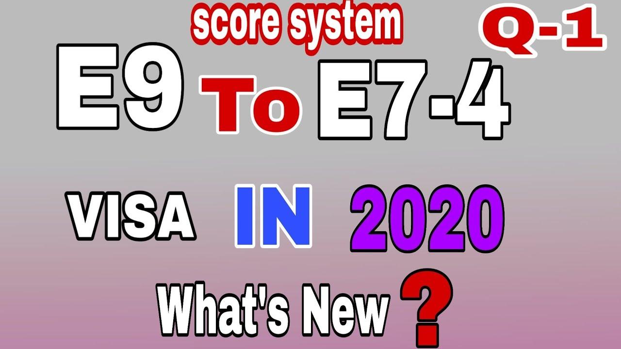 Download How to apply for E7-4 visa in korea   score system in 2020 Q1  E7-4 ভিসার পয়েন্ট লিস্ট আবেদন পদ্ধতি