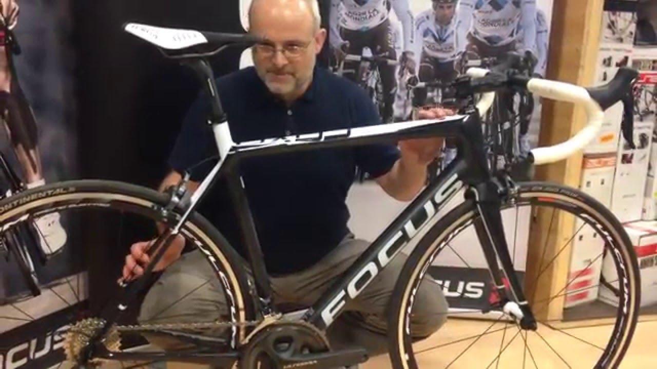cb47a1e2668 Focus Cayo Ultegra Speed - YouTube