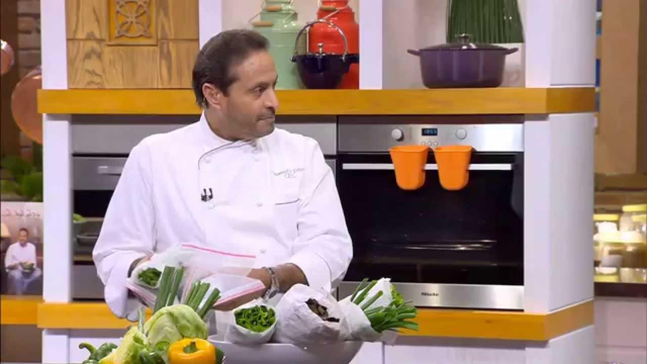 مكرونة بالثوم والقدونس و وصفات اخرى : من مطبخ أسامة حلقة كاملة