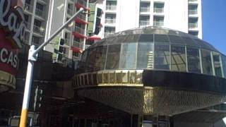 Leaving Las Vegas downtown Greyhound Bus terminal