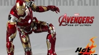 hot toys iron man mark 43 age of ultron review