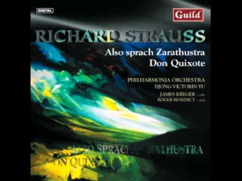 James Kreger Plays Richard Strauss Don Quixote