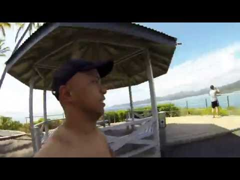 Sight Seeing  Hamilton Island On A Golf Buggy December 2015 Gopro 1080p HD You Tube File