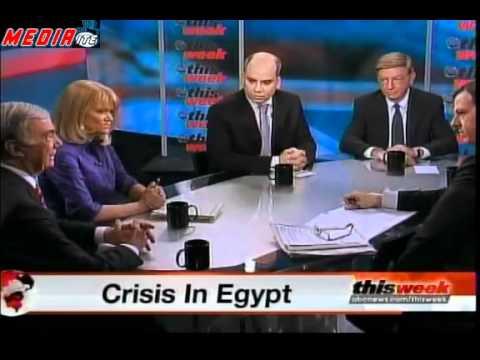 Sam Donaldson Thanks Al Jazeera   Egypt Uprising   ABC News   Mediaite