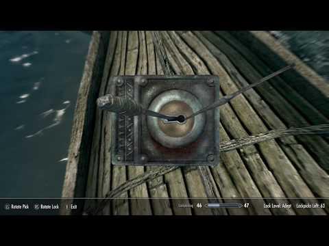 The Elder Scrolls V Flawless Ruby Location Youtube