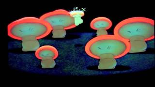Fantasia, fairies & dancing mushrooms