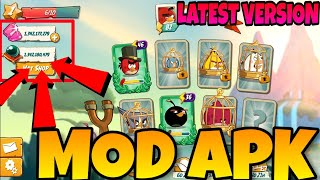 Angry Birds 2 MEGA MOD APK 2.40.3 Anti Ban || Angry Birds 2 MOD APK Unlimited Gems and Energy 2020