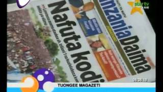 Magazeti October 14 - Star TV