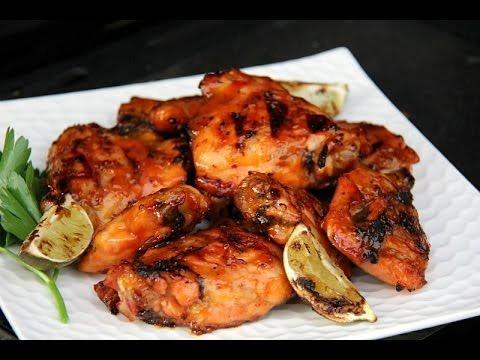 Kickin Grilled Orange Chicken PLUS BBQ Giveaway!
