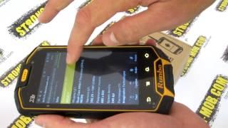 Видео обзор Runbo X5 от компании strong-mob