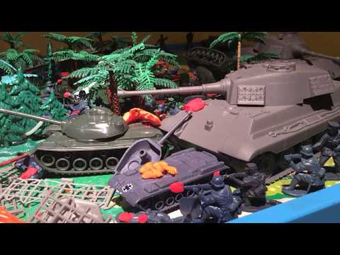 Army Men: Band Of Plastic Pt.1