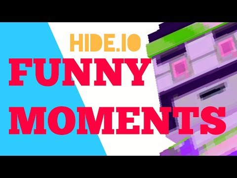 Hide.io FUNNY MOMENTS